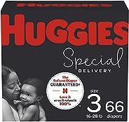 低*性婴儿纸尿裤尺寸 3,66 克拉,Huggies