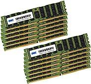 384 GB (12 x 32GB) PC23400 2933MHz DDR4 RDIMM 適用于 Mac Pro 2019 型號 (MacPro7,1)