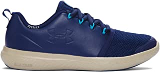 Under Armour 男童年级学校 UA charged 24/ 7低皮革 SHOES