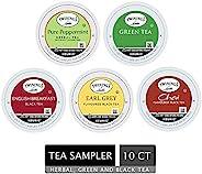 Twinings of London Tea Sampler K-Cups for Keurig, 10 Count