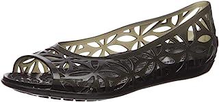 Crocs 卡骆驰 女式 Caprivsqnflp 后开式拖鞋
