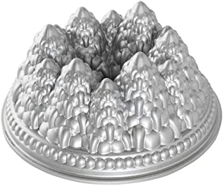 NordicWare 松林烘焙模具 金属色