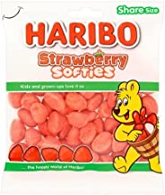 Haribo 草莓软糖,160 克,26 包