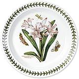 Portmeirion 植物花园沙拉盘 白色 Salad Plate 60010AZ