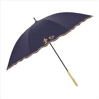 小川(Ogawa) 晴雨两用刺绣晴雨伞 伞骨长度:50cm 花生树 史努比 UV加工 隔热遮光加工 防水涂层 09 砂漠 50cm SNS-9