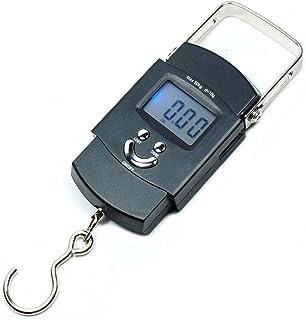 液晶数字悬挂行李秤 旅行秤 电子便携式重量 Escala Bascula