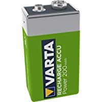 Varta 9V NiMH 可再充电电池