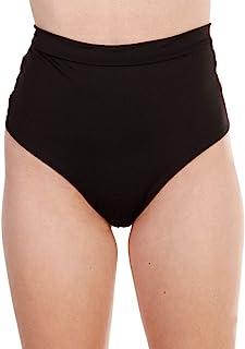 iHeartRaves 电极高腰靴短裤三角裤装,充气风格下装