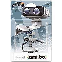 Amiibo No.46 Smash R.O.B. 白色,灰色
