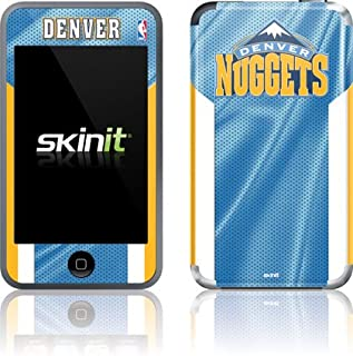 Skinit Protective Skin for iPod Touch, iPod, iPod Touch 1G (NBA DENVER NUGGETS)