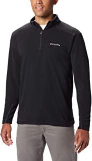 Columbia 哥伦比亚 Klanmath Range II 男式抓绒半拉链户外套衫