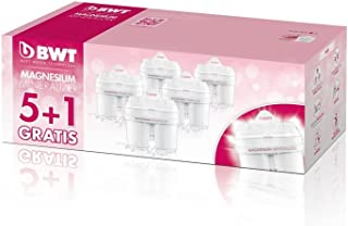 BWT 镁 814335 卡式胶筒 亚克力椭圆 白色 高 11.5 厘米 x 宽 30 厘米 x 深 11 厘米 5 件装 1 件