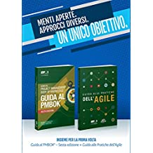 A Guide to the Project Management Body of Knowledge (PMBOK(R) Guide-Sixth Edition / Agile Practice Guide Bundle (ITALIAN) (Italian Edition)
