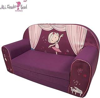 Knorrtoys 80274 – NICI Miniclara – 儿童沙发