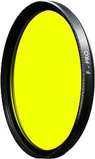 B+W 39mm 黄色相机镜头撞色滤镜带多层防尘涂层 (022M)
