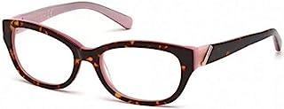 眼镜 Just Cavalli JC 0537-2 055 深哈瓦那/粉色/透明镜片