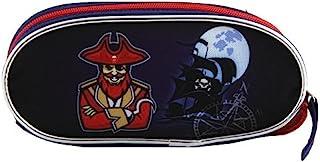 目标海盗案,21厘米,深蓝色
