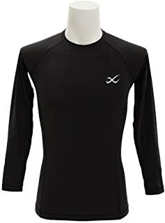 CW-X 上衣 长袖圆领/ Second body 吸汗速干 防紫外线 男士 CHO020