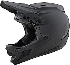 Troy Lee Designs D4 复合隐形成人越野 BMX 自行车头盔