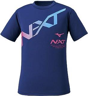 Mizuno 美津浓 训练服 N-XT 短袖T恤 吸汗速干 青少年 儿童 32JA1422