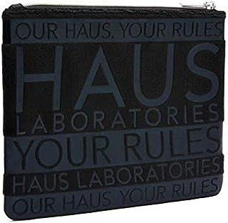 Haus Laboratories Haus Laboratories By Lady Gaga 拉链化妆包,黑色麂皮