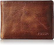 Fossil 男士 Derrick Front Pocket Bifold 钱包