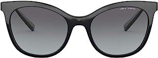 AX Armani Exchange 女式 Ax4094s 猫眼太阳镜