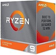 AMD Ryzen 9 CPU处理器 不带散热器 3.8GHz 3900XT 12核/ 24线程70MB 105W 100-100000277WOF