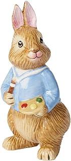 Villeroy & Boch 德国唯宝 小兔子的故事系列 搪瓷雕像 摆饰,彩色