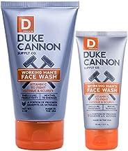 Duke Cannon 男士洗面奶套装:4 盎司 + 2 盎司