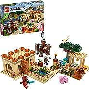 LEGO 乐高 我的世界 灾厄村民突袭 21160