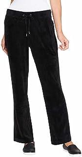 Gloria Vanderbilt 女士 Jemma 超软丝绒长裤
