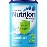 Nutrilon 牛栏奶粉 2段(6-10个月)850g/罐(荷兰进口 保税区发货)(618年中大促,母婴海外闪购5日低…
