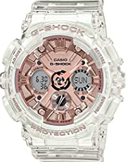 G-Shock 女 GMAS120SR-7AGMA-S120SR-7A Analog-Digital 樹脂 Clear GMA-S120SR-7ACR watches