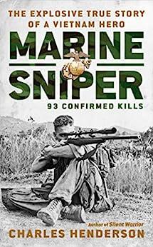 """Marine Sniper: 93 Confirmed Kills (English Edition)"",作者:[Charles Henderson]"