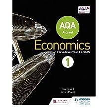 AQA A-level Economics Book 1 (Aqa a Level) (English Edition)