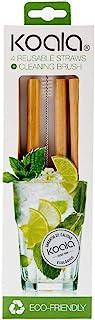 考拉国际鸡尾酒吸管 竹子色 Pequeño 62610002