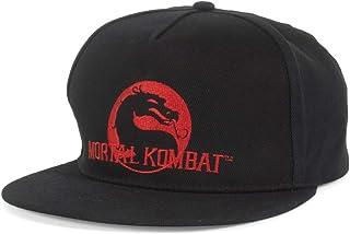 Mortal Kombat Dragon Snapback