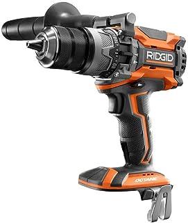 RIDGID 18 伏 OCTANE R8611506B 无刷 1.27 厘米锤钻/螺丝刀