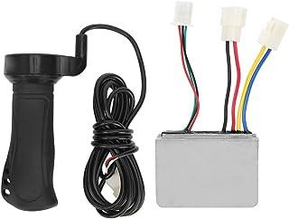 01 Stall Protection E‑Bike 控制器套装,电缆手柄 12V 250W 控制器手柄,适用于电动自行车 E 自行车零件 E 自行车 E‑Scooter 零件