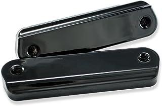 Bagger Brothers BB-HD-14-21-B 挡泥板适配器(21 英寸适用于 2014 年*新哈雷戴维森旅行型号 - 粉末涂层黑色)