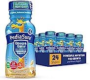 PediaSure Grow & Gain Nutrition Shake For Kids, S'mores, 8 fl oz (Pac