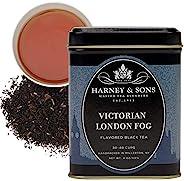 Harney & Sons 维多利亚,伦敦雾茶, 4盎司(1