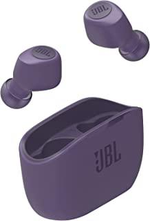 JBL WAVE100 TWS 完全无线耳机 蓝牙/USB类型 C/ 紫色 JBLW100TWSPUR 【国内正规品/带制造商】