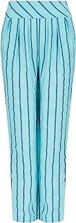 AX Armani Exchange 女式亮条纹提花长裤
