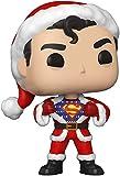 Funko POP!DC 英雄:DC Holiday - 超人毛衣,多色, 3.75 英寸(50651)