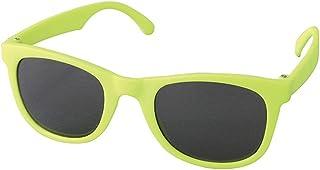 太阳镜 儿童时尚太阳镜 SQUARE 黄色