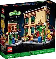 LEGO 123 芝麻街 21324