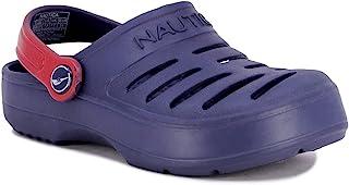 Nautica 诺帝卡 儿童运动洞洞凉鞋,运动沙滩涉水鞋 - River Edge Boys - 女孩 (幼儿/小童/大童)