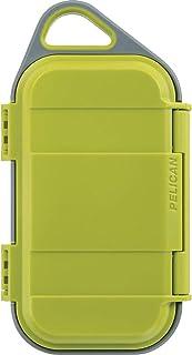 Pelican Go G40 保护套 - 防水盒(冲浪蓝/灰色)GOG400-0000-GRN  柠檬绿/灰色